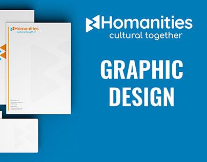 Homanities Graphic Design