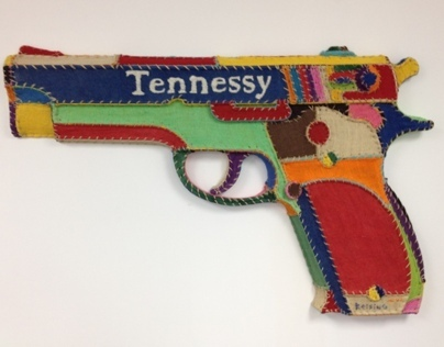 Pistol For Project Pat
