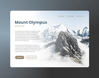 Mountain Fade
