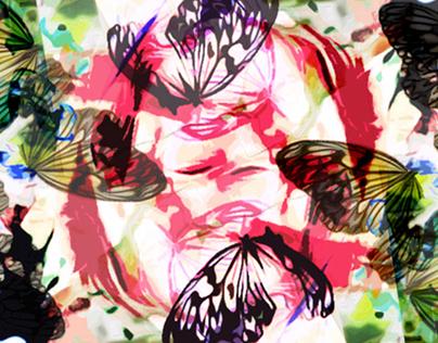 Animal & Flowers