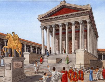 Titus e os Legionários