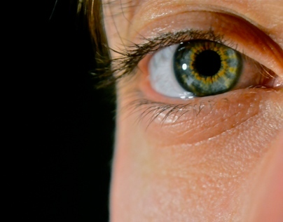 Someone's Eyes