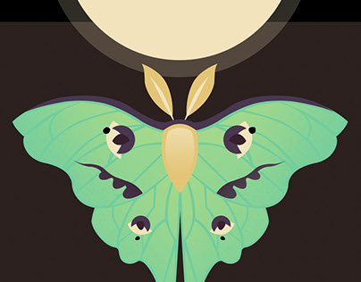 The Luna Moth