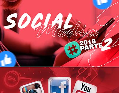 Social media 2018 - parte 2