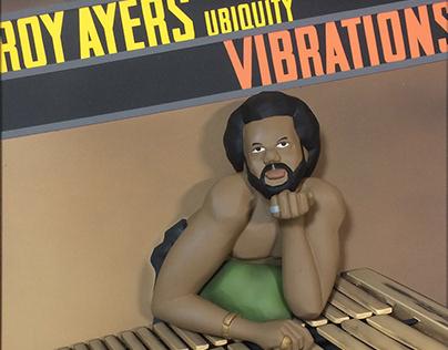 ROY AYERS - VIBRATIONS 2.5D