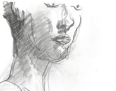 Nude drawings (II)