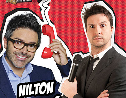 StandUp Comedy - Nilton & Hugo Sousa
