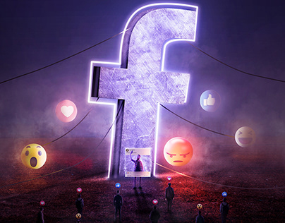 Facebook Society - manipulation