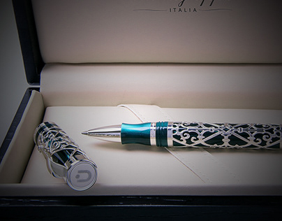 Pen's design for Montegrappa