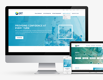 ERT Site Redesign