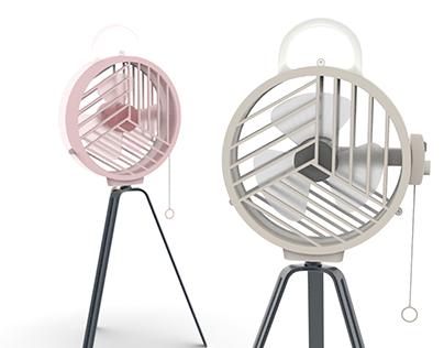 The Hanger Fan