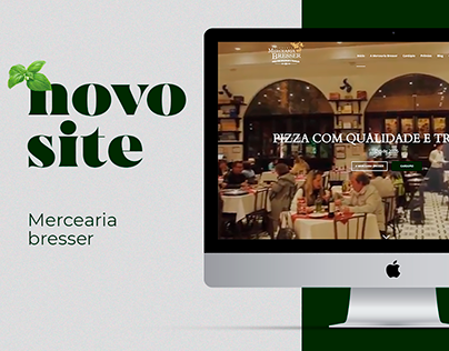 Novo Site • Mercearia Bresser