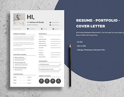 Free Resume/CV