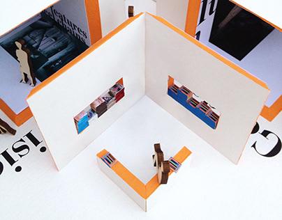 »Frame« Exhibition Design