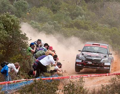 Rally de Portugal 2013 | Shake - Down