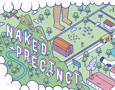 The Naked Precinct