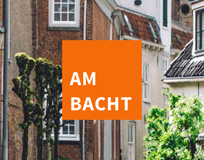 Ambacht - One Pager