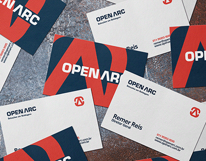 Open Arc | Logo - Identity