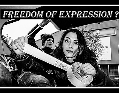 Freedom of expression ?
