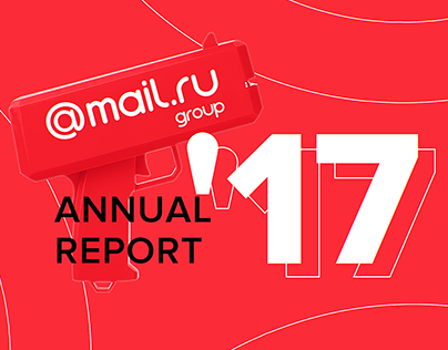 Mail.Ru Group Annual Report 2017