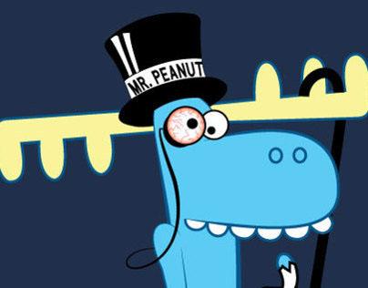 Mr. Peanut?