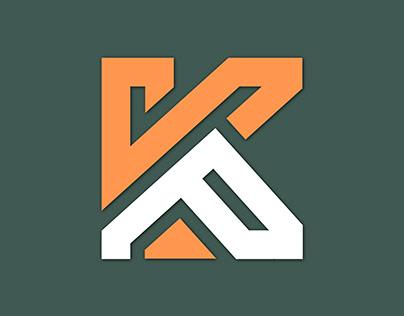 """Keeton Properties"" Branding design 2020"