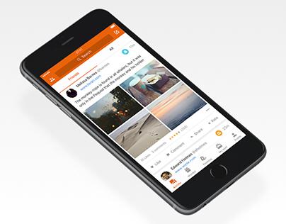 Taglore iOS App