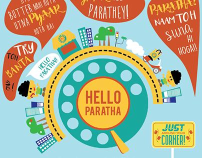 Hello Paratha