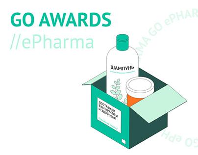 GO AWARDS //ePharma