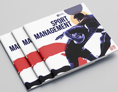 Bucks New Uni Sports Brochure