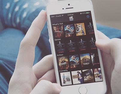 FOX movies mobile app