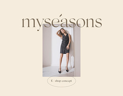 Myseasons — E-commerce