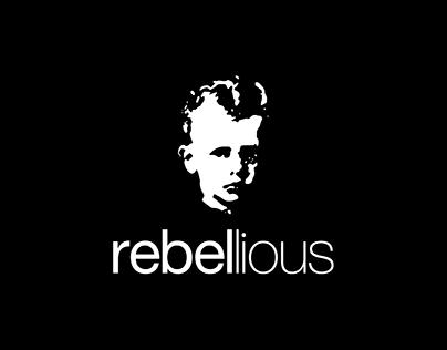 Rebellious - Brand & Identity