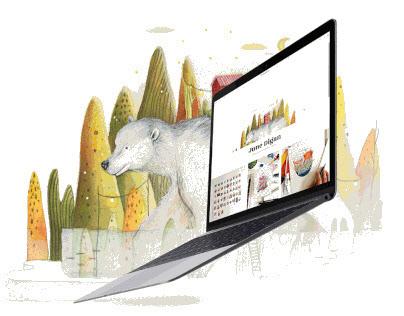 Portfolio Website: Junedigann x Wix.com