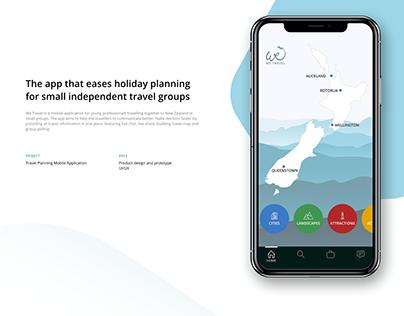 We Travel App