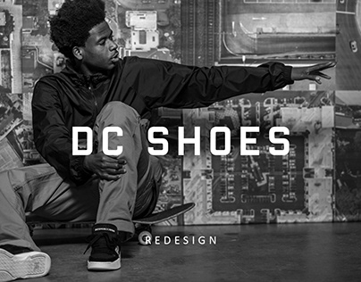 DC Shoes - Interaction