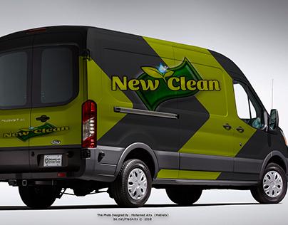 New Clean:: Logo