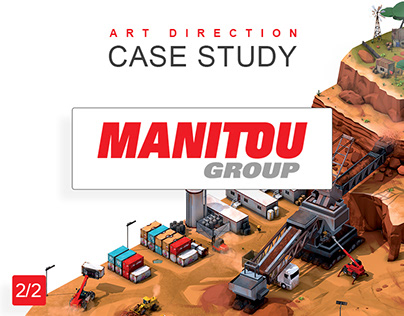 Manitou Case Study Art Direction