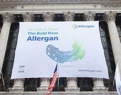 BOLD New Allergan
