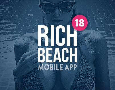 Rich Beach App