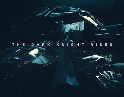 Batman : The Dark Knight Rises StyleFrame Creation