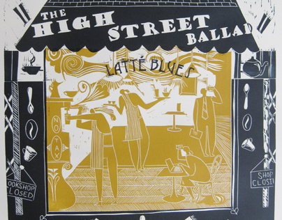 The High St. Ballad Blues - From Pen to Press