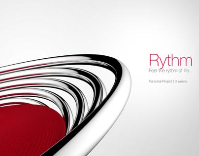 Rythm - Floor Chair Design