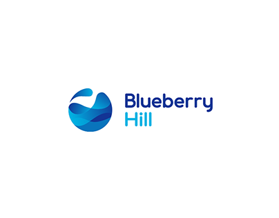 Blueberry hill - Logo design