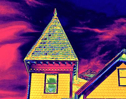 Orange Seasoned House
