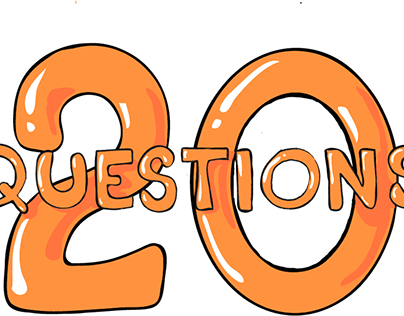 20 Questions Logo (and planning)