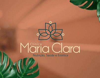 Clínica Maria Clara - Identidade Visual