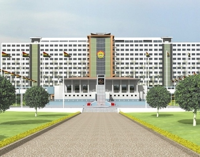 JOB 600, Offices of the Parliament of Ghana