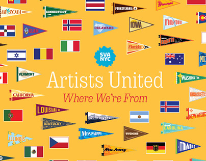SVA: Artists United!