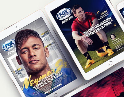 FOX Sports Digital Magazine